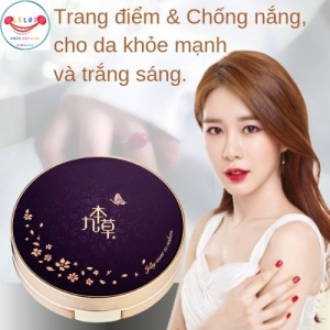 Phấn Nước Guboncho Jelly Cover CC Cushion
